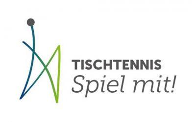 """8. JAHR FÜR """"TISCHTENNIS – SPIEL MIT!"""""""