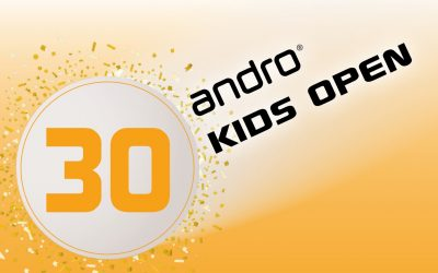 30 ANDRO KIDS OPEN