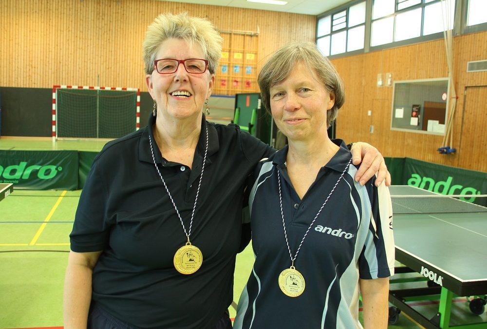 VfL Oldentrup gewinnt die AK50 der Seniorinnen Mannschaftsmeisterschaft