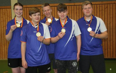 Meister der Saison 2018/2019: Jungen Kreisliga
