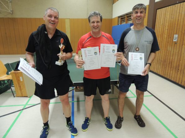 Senioren Ü50-Kreismeister 2019