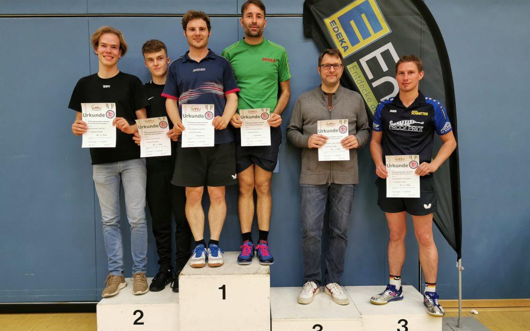 Newcomer überraschen bei den Kreismeisterschaften