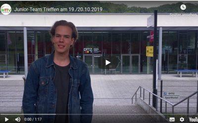 J-TEAM-TREFFEN: NOCH PLÄTZE FREI!!!