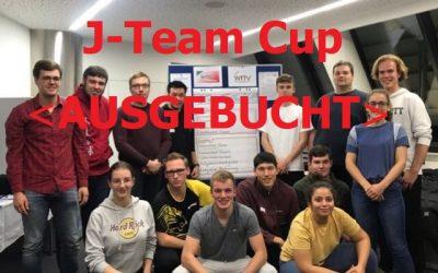 J-TEAM-CUP AM 21. + 22.12.2019
