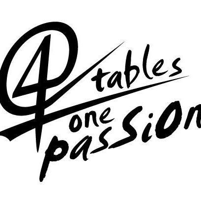 4er-Tisch Turnier Premiere: In vier Wochen ist es soweit