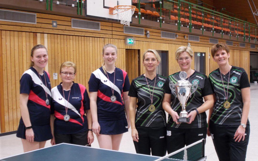 SC GW Varensell gewinnt den Damen Kreispokal