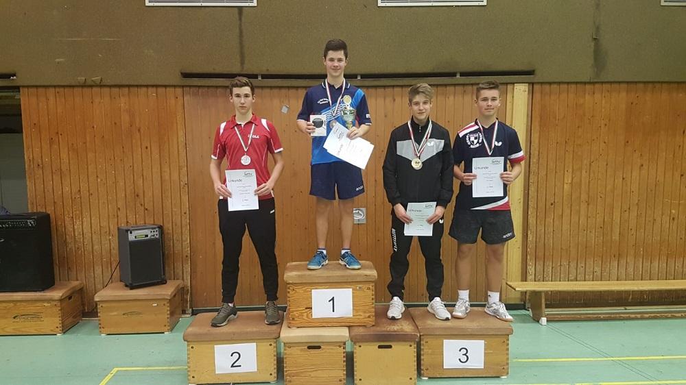 2. Platz für Christian Hildebrandt