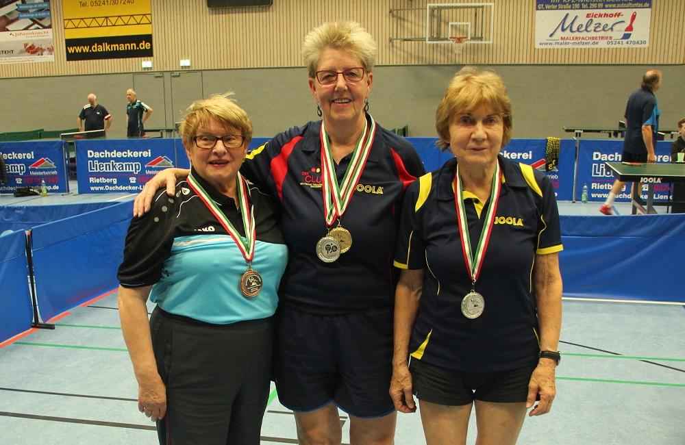 Tolle Erfolge der Bielefelder Senioren