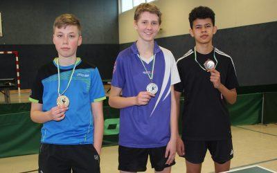 Jugend-Kreisranglisten Endrunden