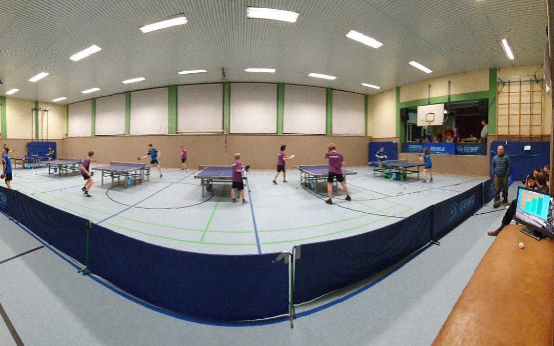 Ergebnisse Jungen U18 – Kreisvorrangliste in Stenern