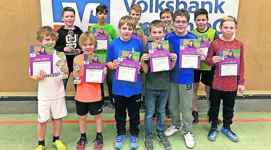 Dülken richtet mini-Meisterschaften im Januar aus