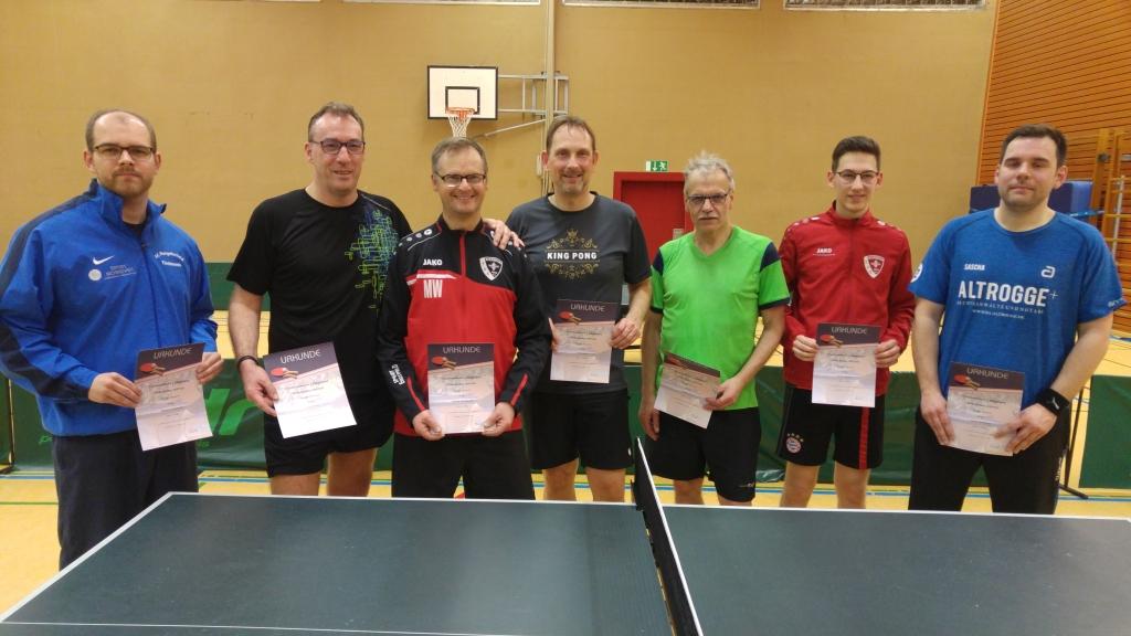 Arndt Katzke gewinnt die Herren B-Kreisendrangliste