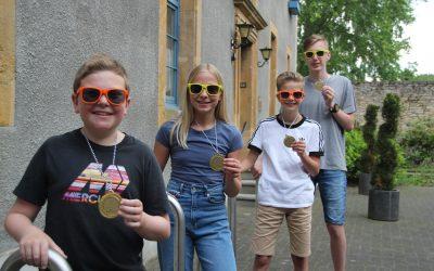 Meister der Jugend 15 Kreisliga (A-Schüler)