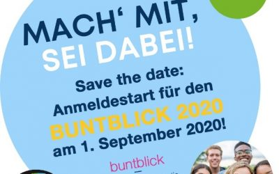 BUNTBLICK 2020