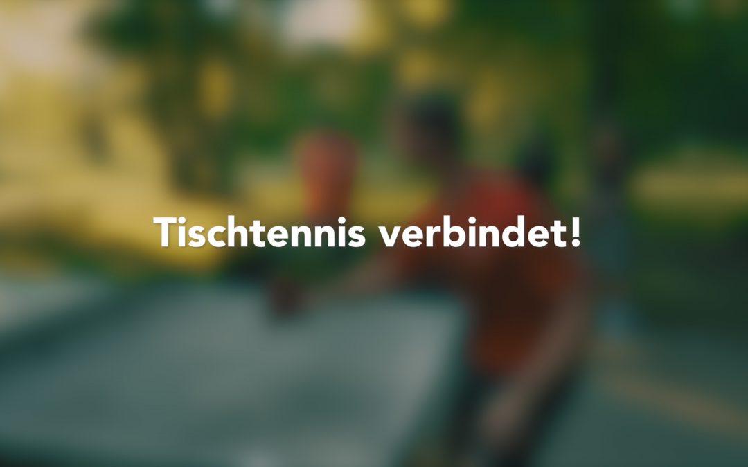 TISCHTENNIS VERBINDET