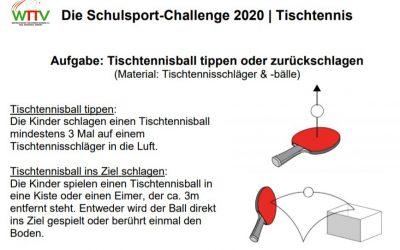 SCHULSPORT-CHALLENGE 2020