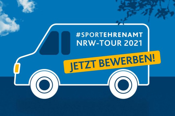SPORTEHRENAMT – NRW-TOUR 2021