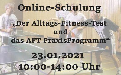 ALLTAGS-FITNESS-TEST SCHULUNG