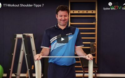 WORKOUT SHOULDER-TIPPS 6 & 7