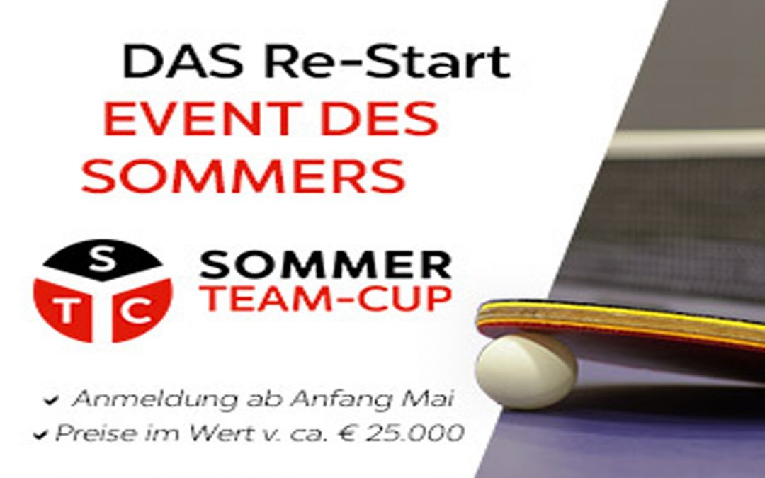 SOMMER-TEAM-CUP