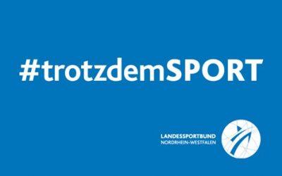 #TROTZDEMSPORT 2.0 GEWINNER