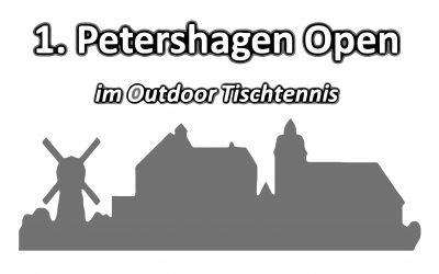 OUTDOOR: PETERSHAGEN OPEN
