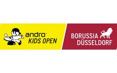 ANDRO KIDS OPEN FINDEN STATT
