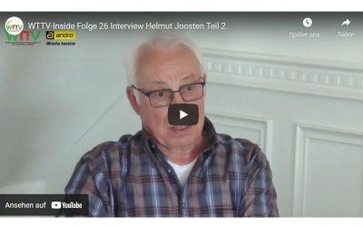 HELMUT JOOSTEN IM INTERVIEW TEIL 2