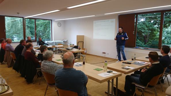 Fortbildung in Münster